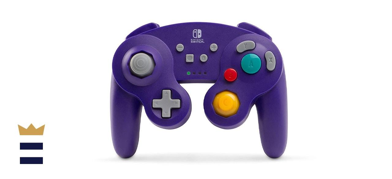 PowerA Wireless GameCube Style Controller
