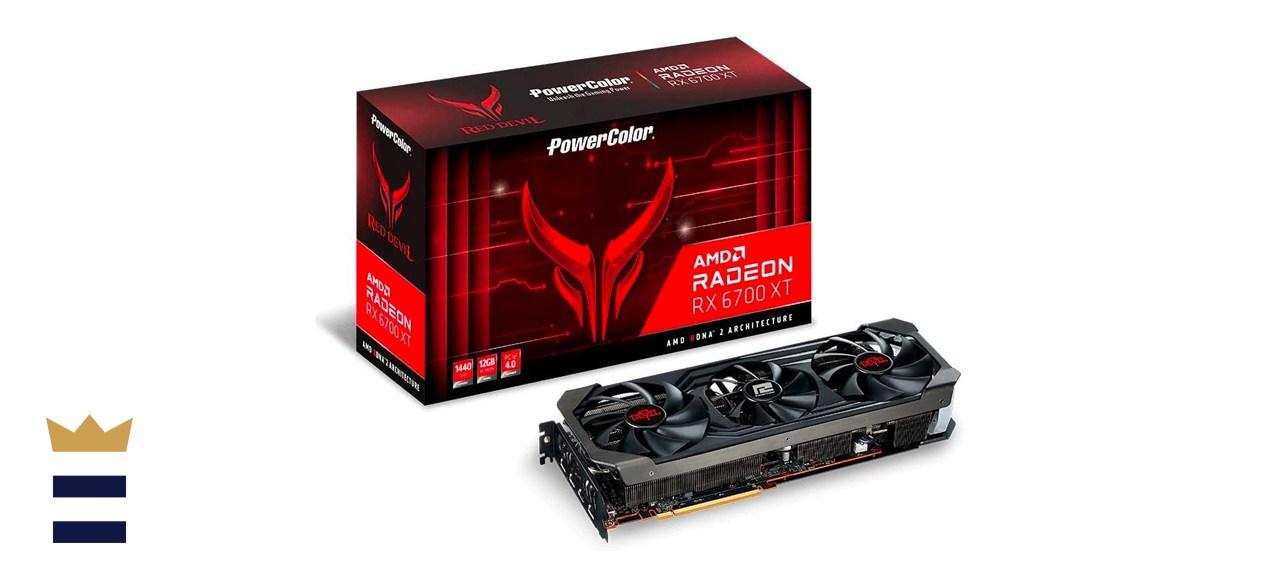 PowerColor Red Devil AMD Radeon RX 6700 XT