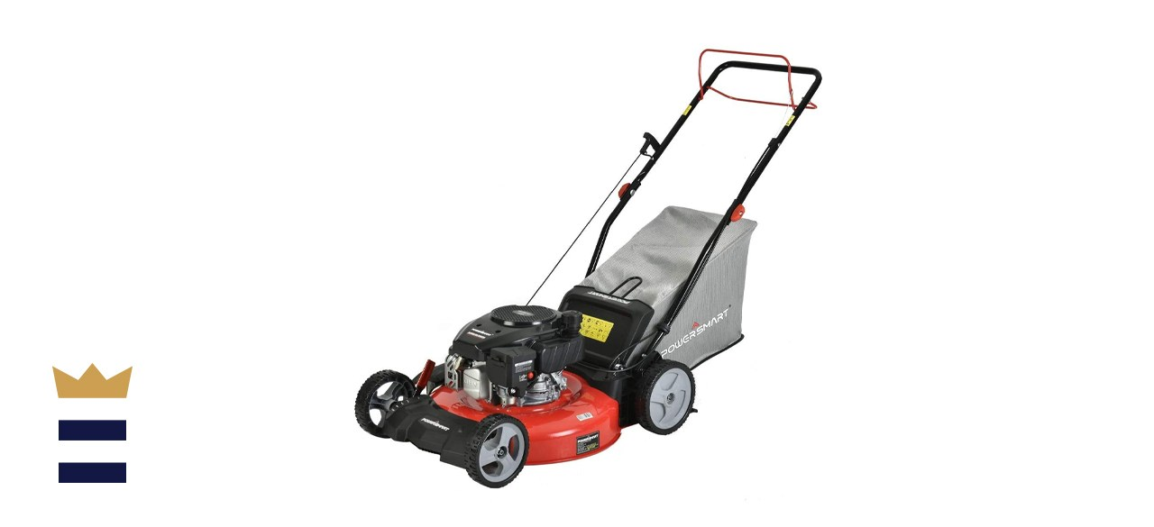 PowerSmart 21-inch 170CC Gas Push Mower