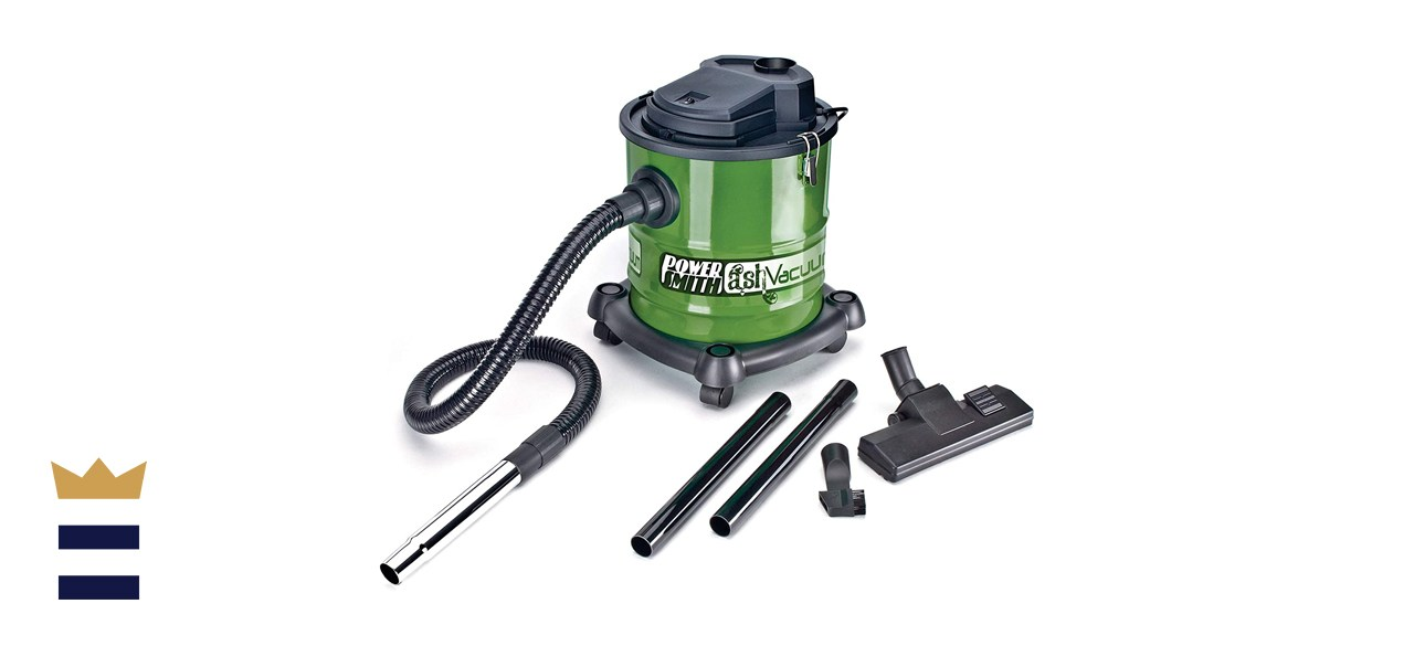 Powersmith 10 Amp 3 Gallon Ash/Shop Vacuum