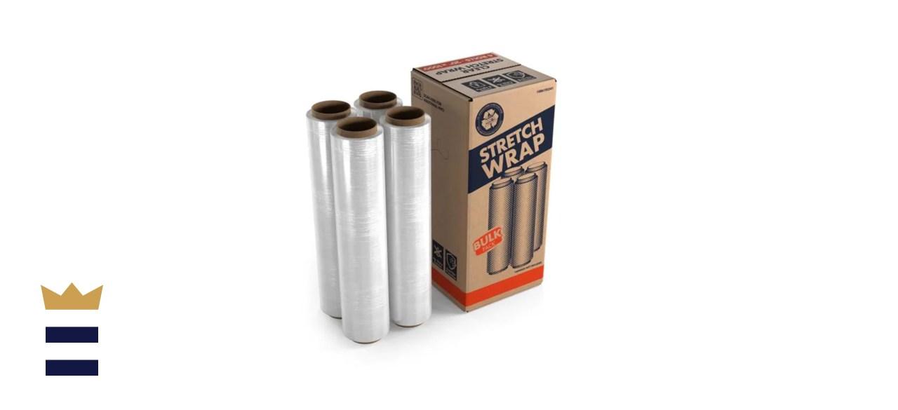 Pratt Retail Specialties Clear Stretch Wrap