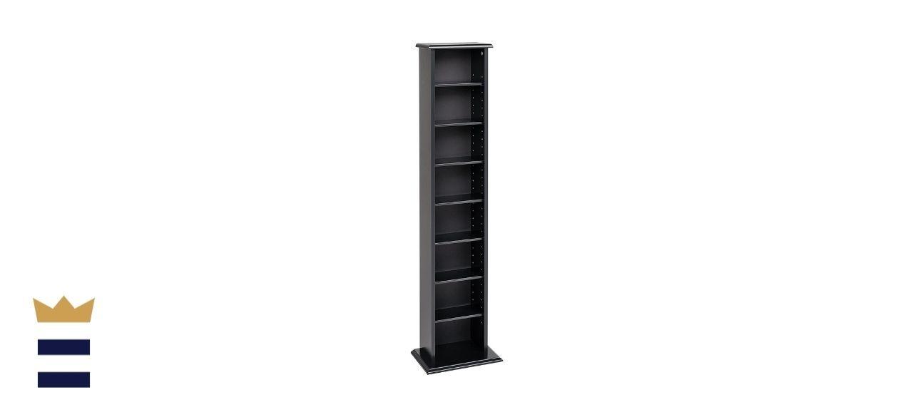 Prepac's Slim Multimedia Storage Tower