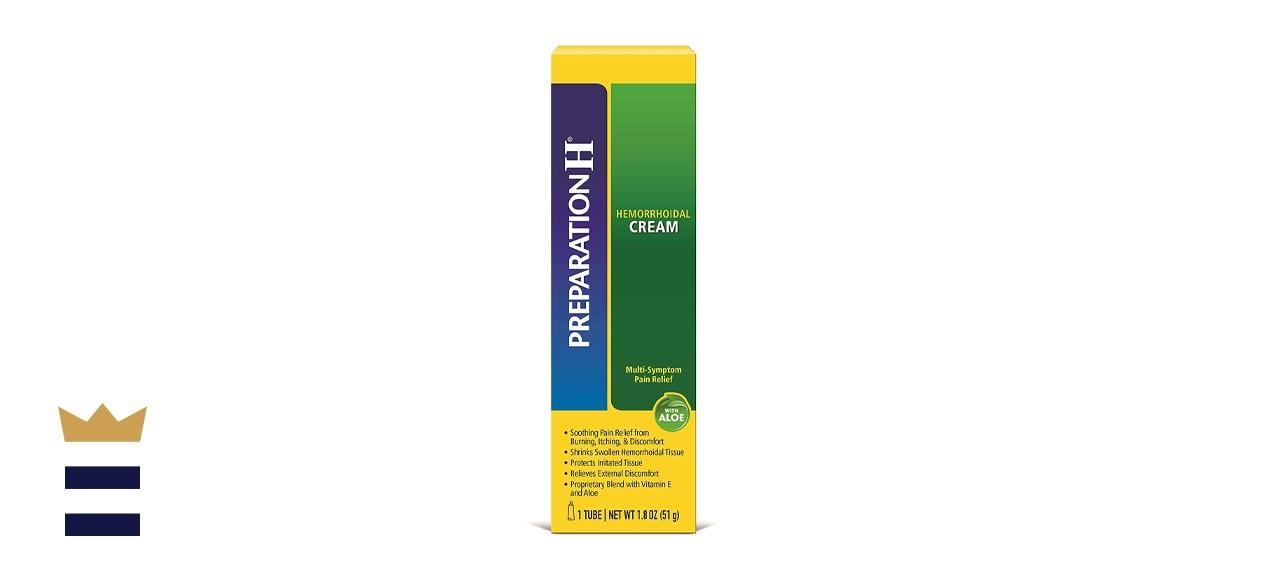 Preparation H Hemorrhoid Multi-Symptom Pain Relief with Aloe