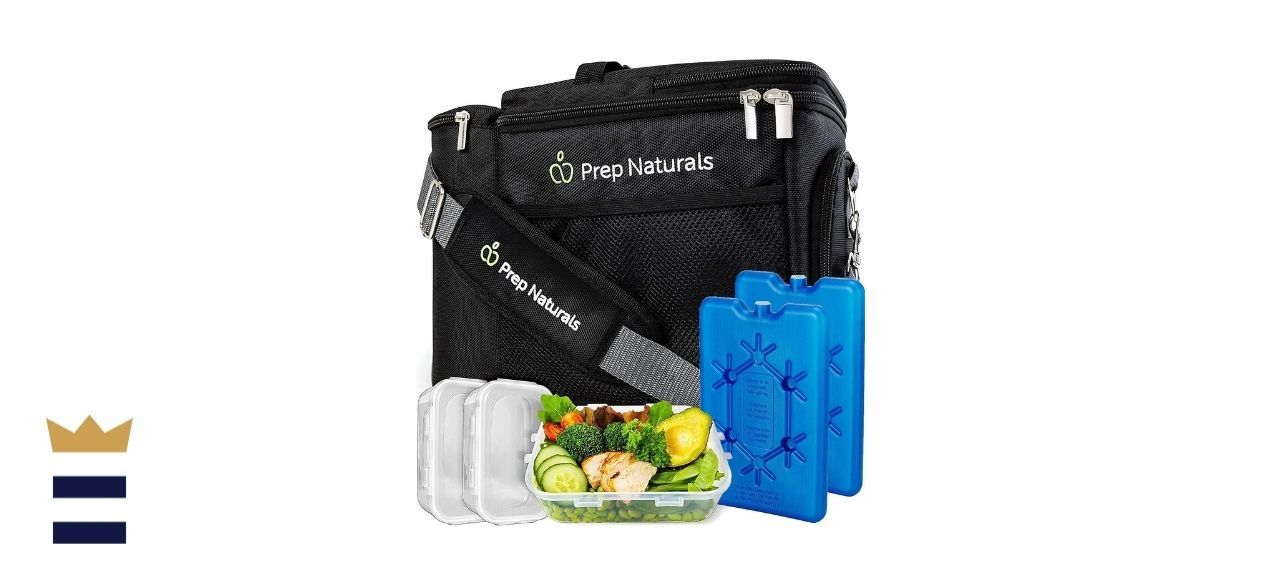 PrepNaturals Meal Prep Lunch Bag