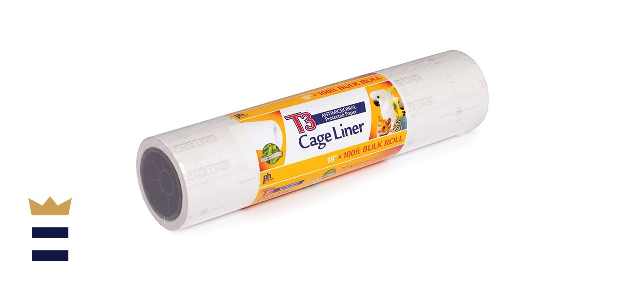 Prevue Hendryx Pet Products T3 Cage Liners