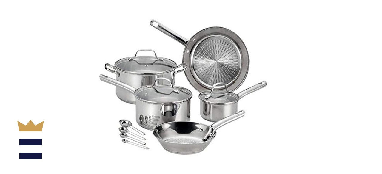 Pro Performa Stainless Steel 12-Piece Cookware Set