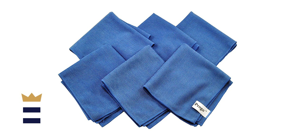 Progo Microfiber Cleaning Cloths