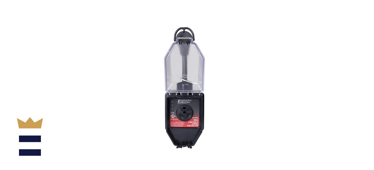 Progressive Industries 30 Amp Portable RV Smart Surge Protector