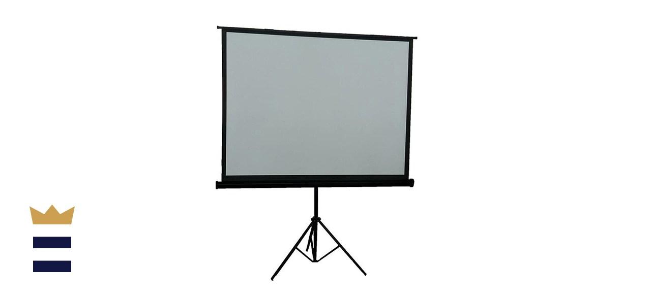 ProHT 100-inch Portable Projector Screen