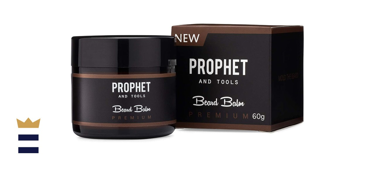 Prophet and Tools Styling Beard Balm