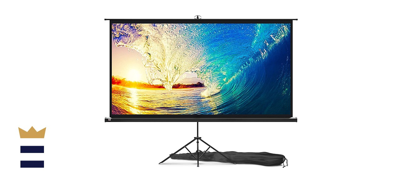 PropVue Projector Screen with Stand