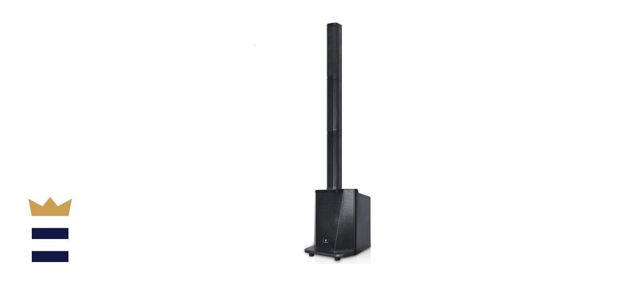 PRORECK Party 10 Portable 10-Inch 500-Watt Line Array Column Powered DJ/PA System