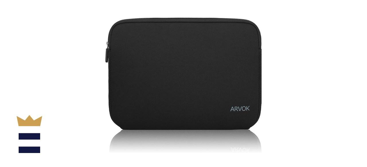 Arvok 15-15.6 Inch Laptop Sleeve Multi-Color & Size Choices Case