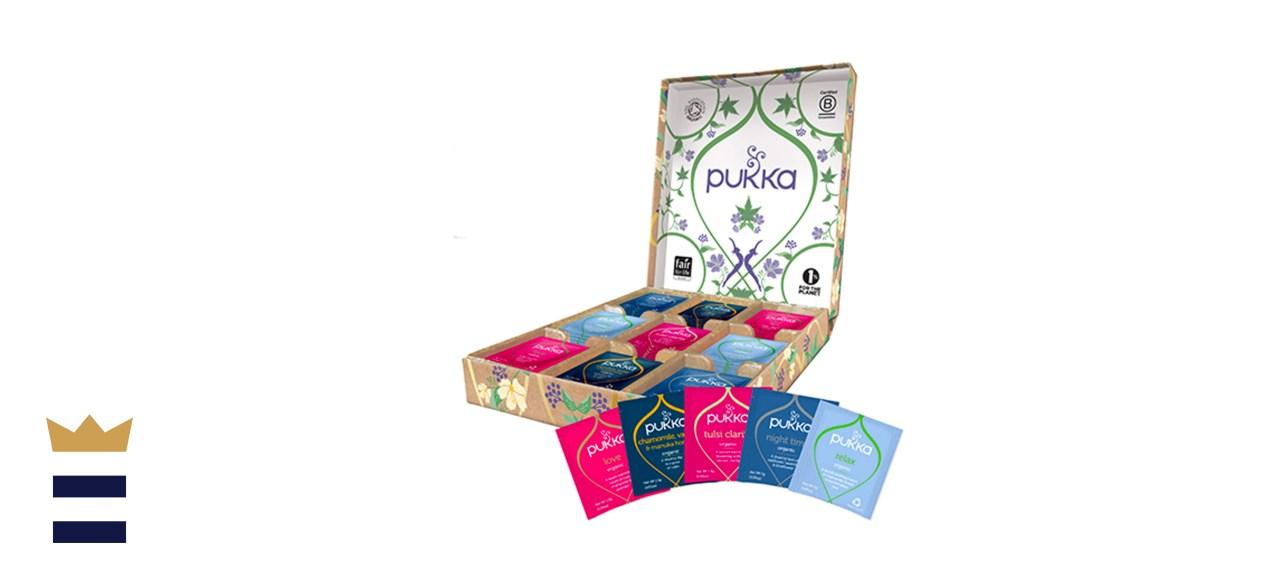 Pukka Relax Selection Herbal Tea Gift Box