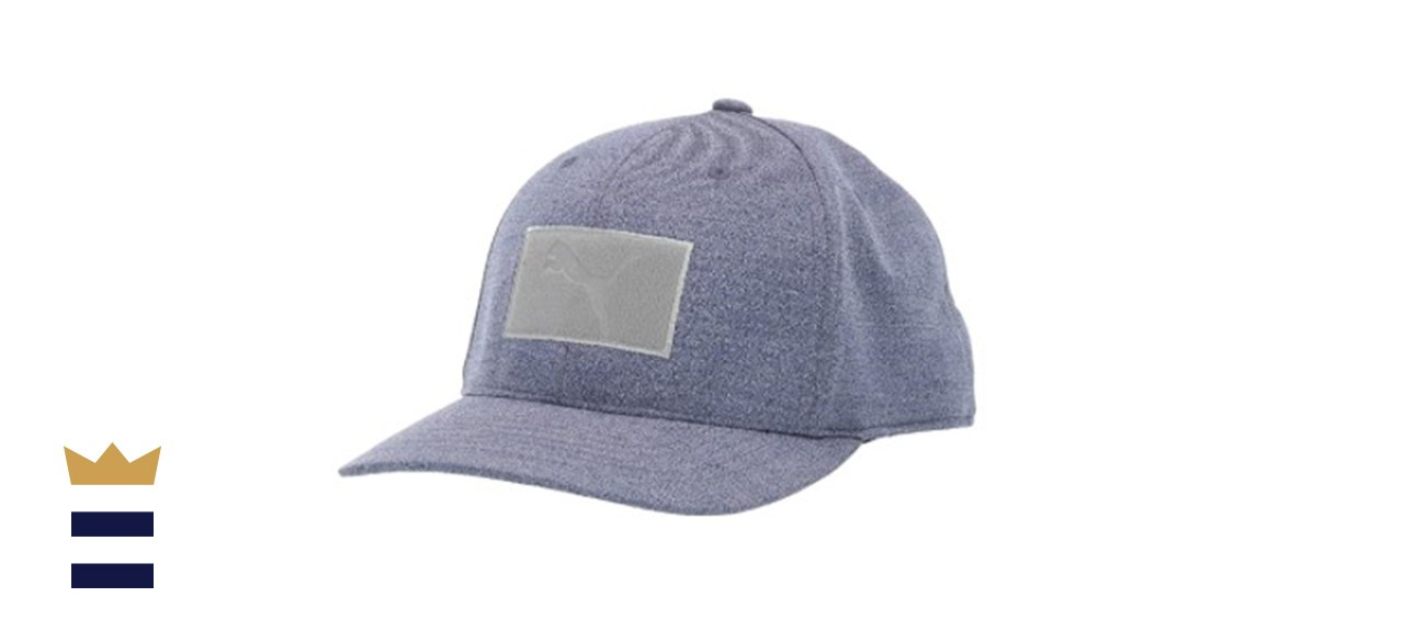 Puma Golf 2019 Men's Utility Patch Snapback Hat