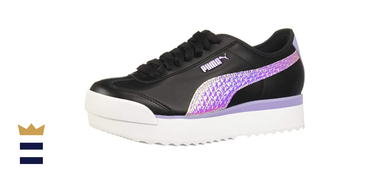Puma Women's Roma Amor Platform Sneaker