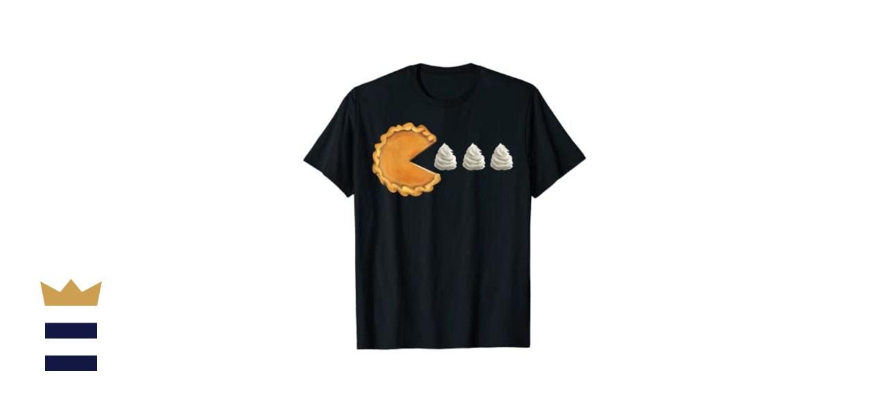 Pumpkin Pie Thanksgiving Day T-shirt