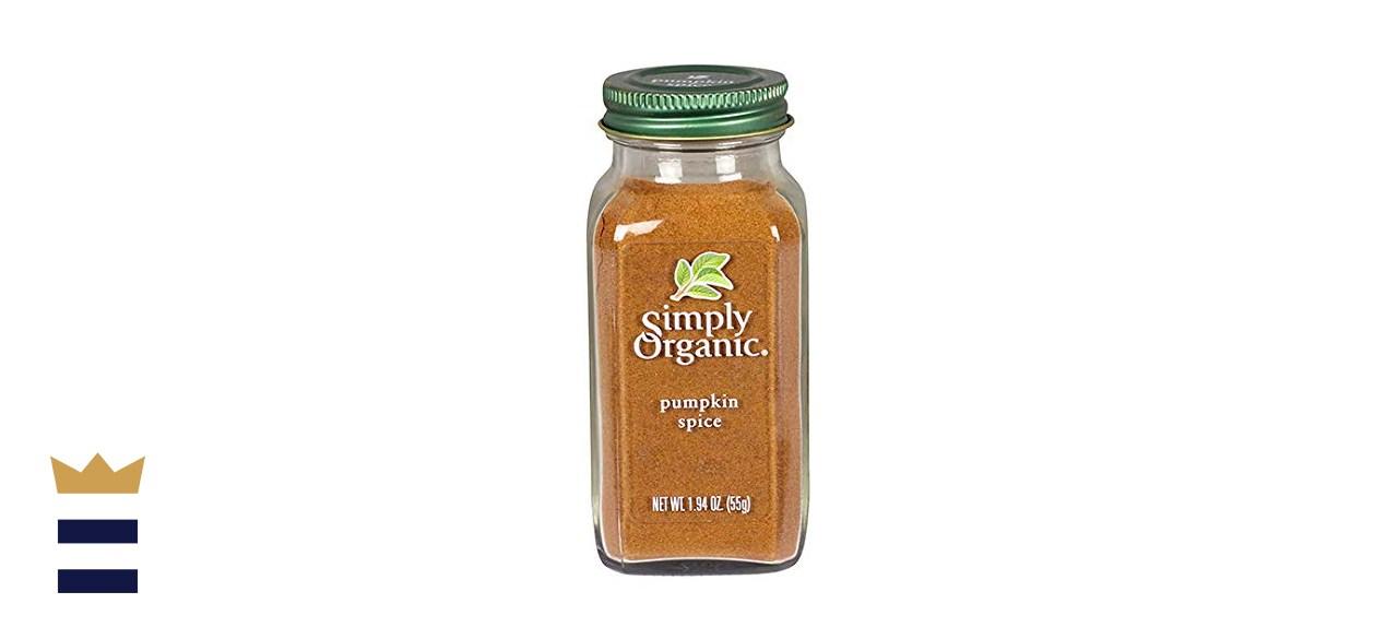 Simply Organic Pumpkin Spice