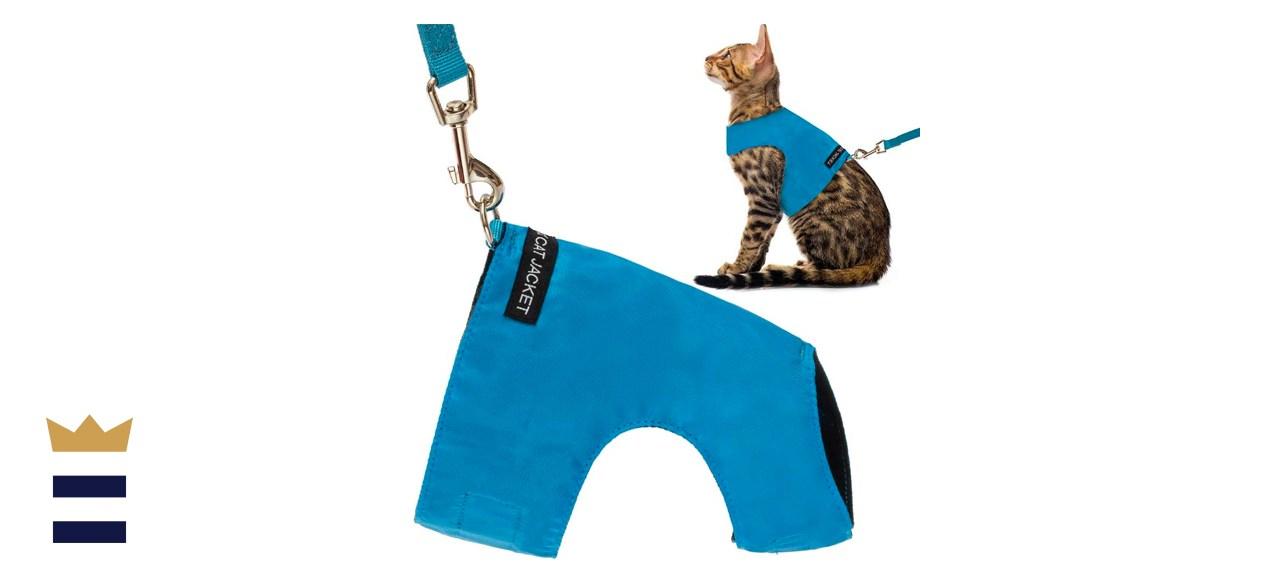 Pupteck Escape Proof Cat Harness Jacket