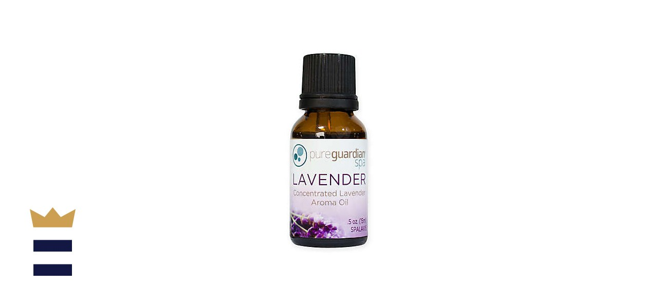 Pure Guardian Concentrated Lavender Aroma Oil