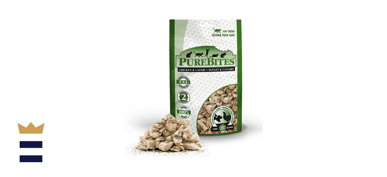 PureBites Chicken Breast and Catnip Freeze-Dried Catnip Treats