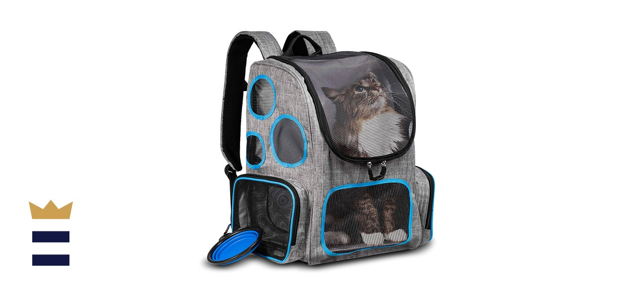 Purrfect Pack Cat Backpack