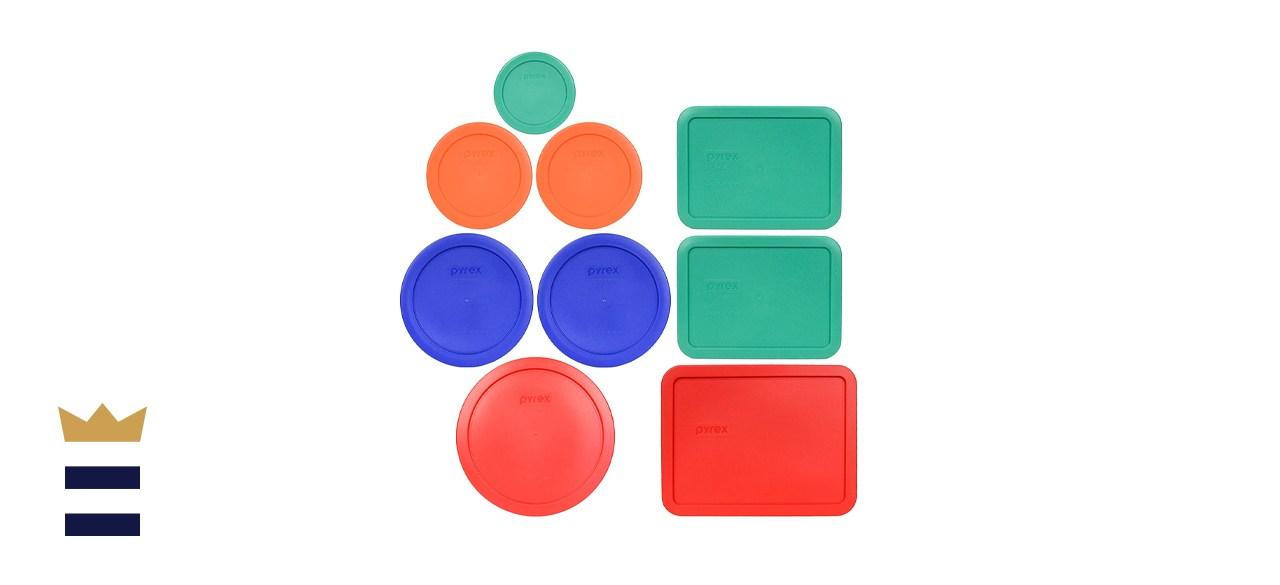 Pyrex Assorted Storage Lids
