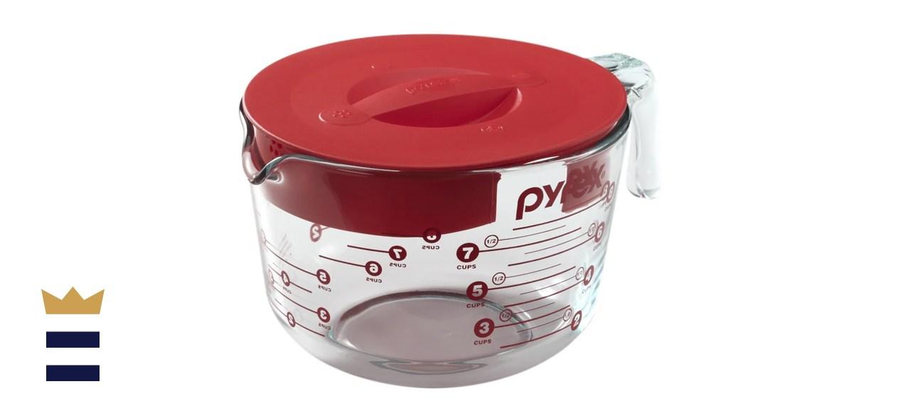 Pyrex Grip-Rite 8-Cup Measuring Cup