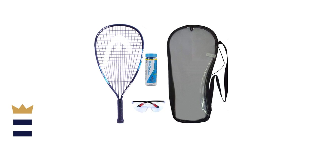 Python Racquetball Deluxe Racquetball Starter Kit Series