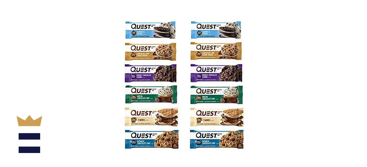 Quest Nutrition Protein Bar Variety Pack