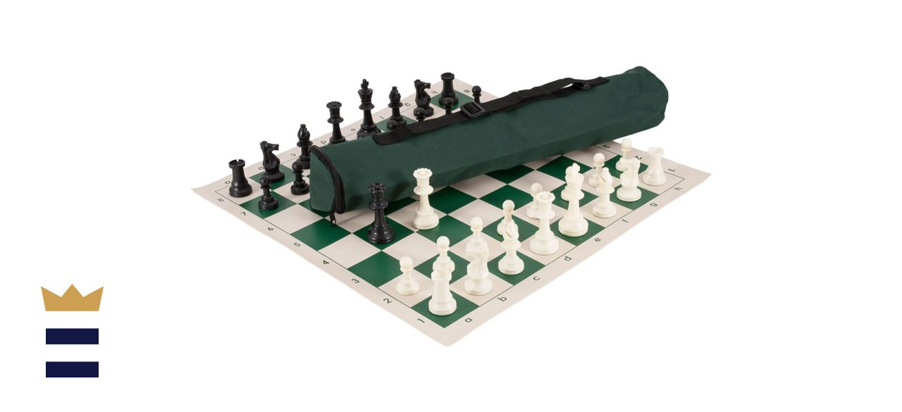 Quiver Chess Set Combination