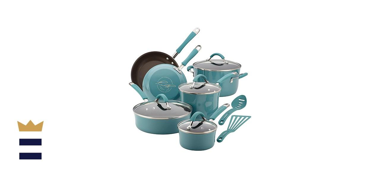 Rachael Ray 12 Piece Cookware Set