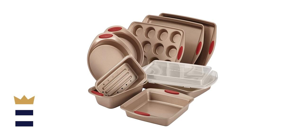 Rachael Ray Cucina 10-Piece Bakeware Set