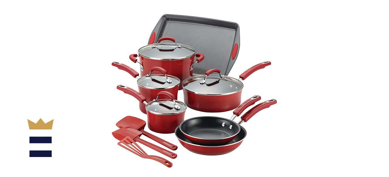 Brights Nonstick Cookware Set
