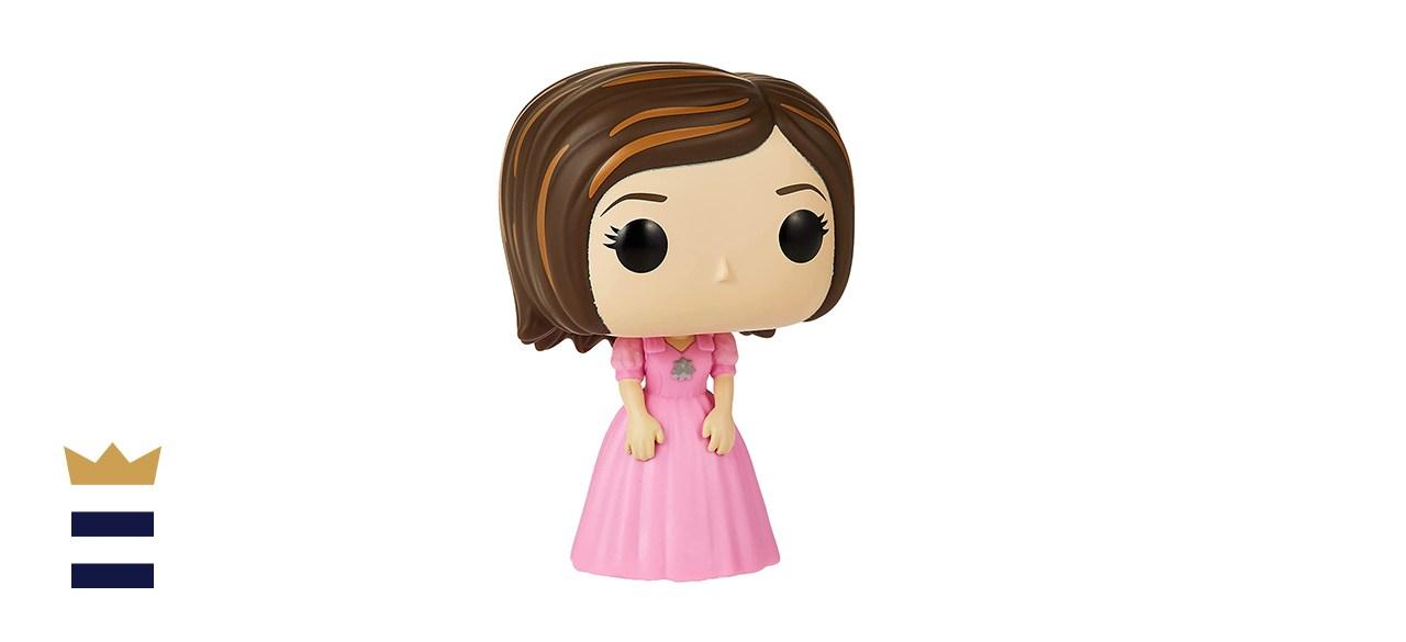 Rachel in Pink Dress