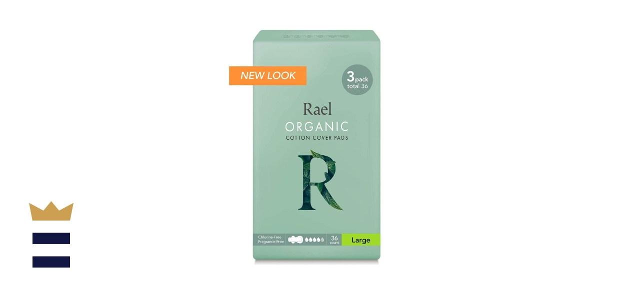 Rael Organic Cotton Sanitary Pad