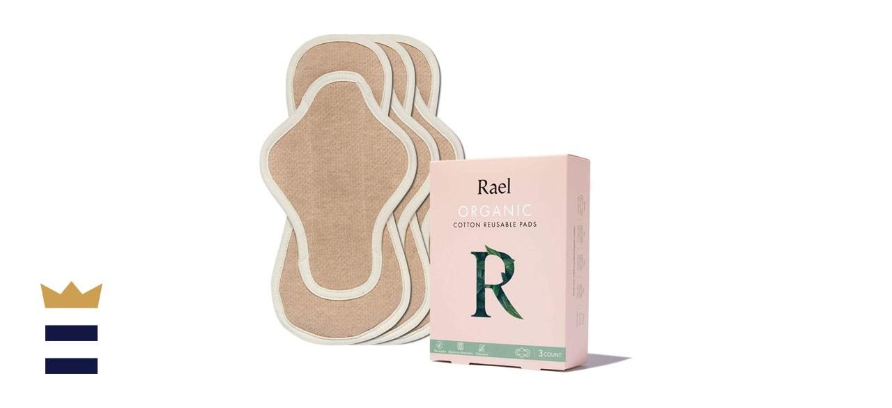 Rael Organic Reusable Cloth Pads