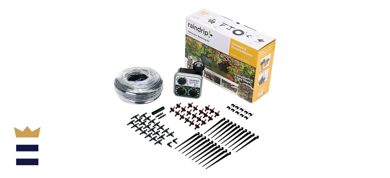 Raindrip Drip Irrigation Kit