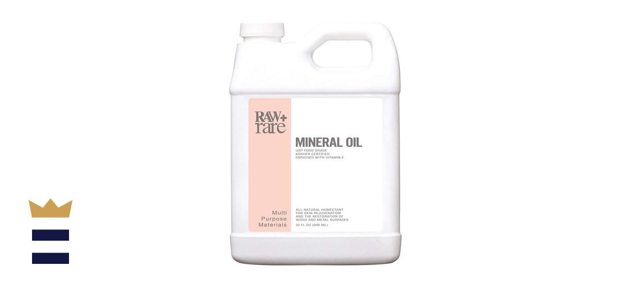 Raw + Rare All-Natural Mineral Oil, 32oz.