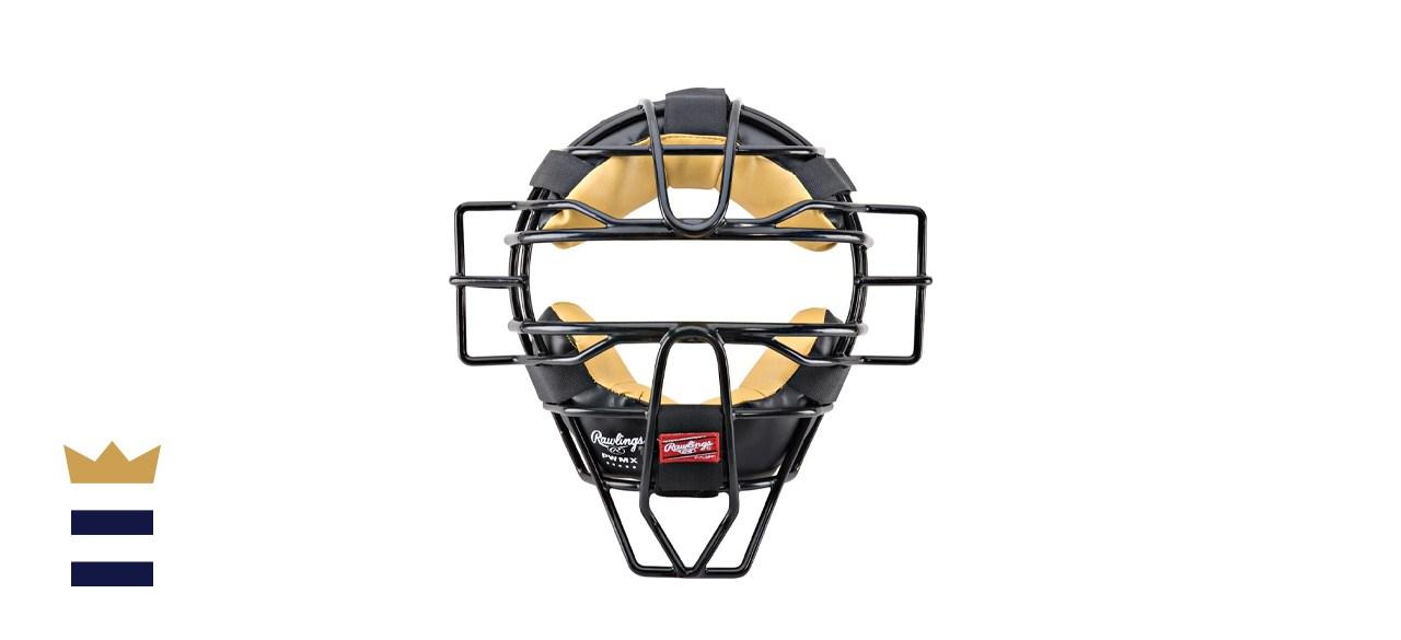 Rawlings High Visibility Baseball and Softball Umpire Mask
