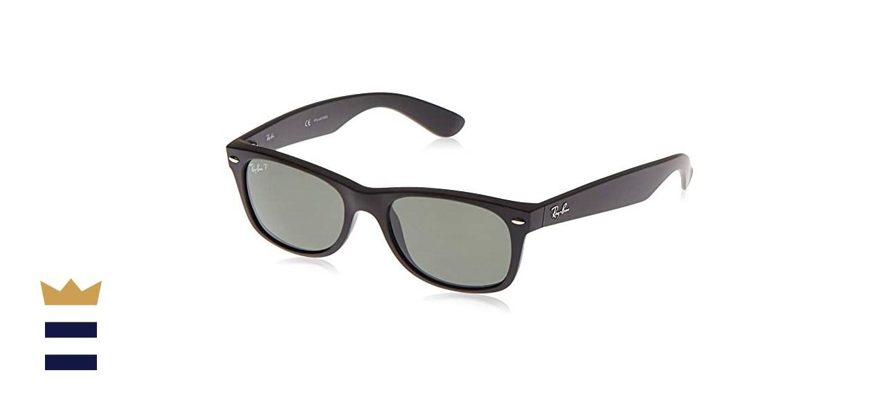 Ray-Ban RB2132 New Wayfarer Polarized Sunglasses