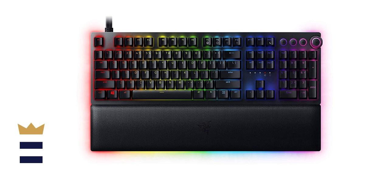Razer Huntsman V2 Analog Gaming Keyboard
