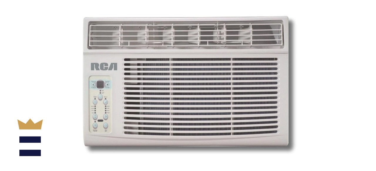 8,000 BTU 115-Volt Window Air Conditioner with Remote Control