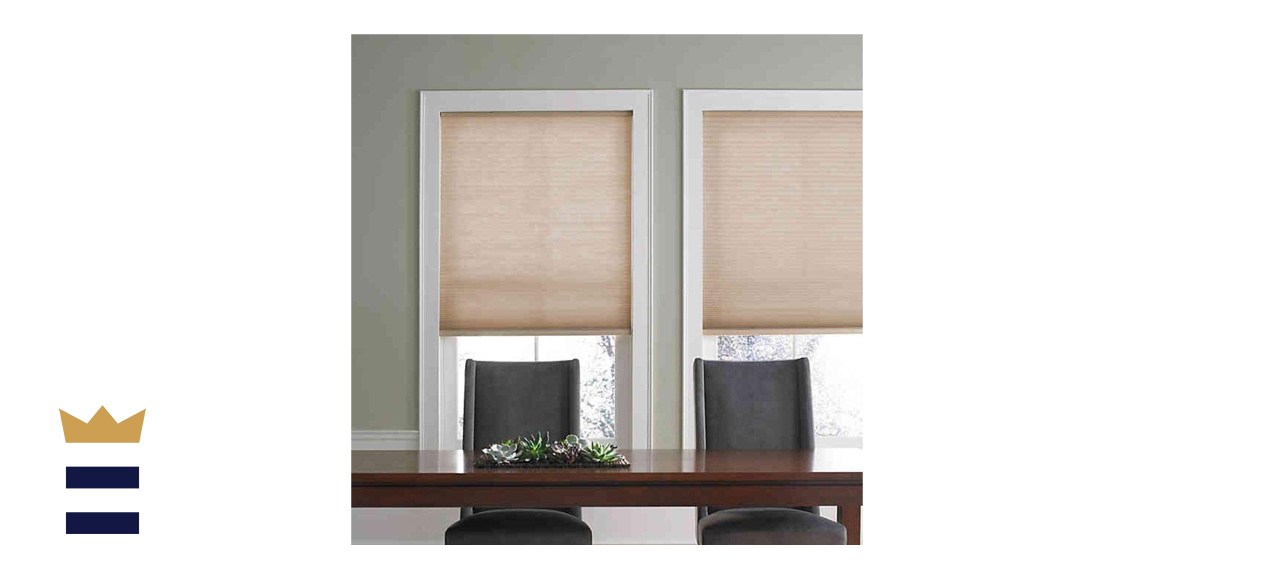 Real Simple Cordless Blackout Cellular Shade