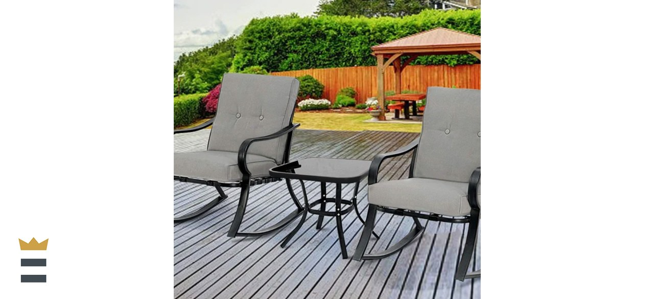 Red Barrel Studio Bistro Set with Cushions