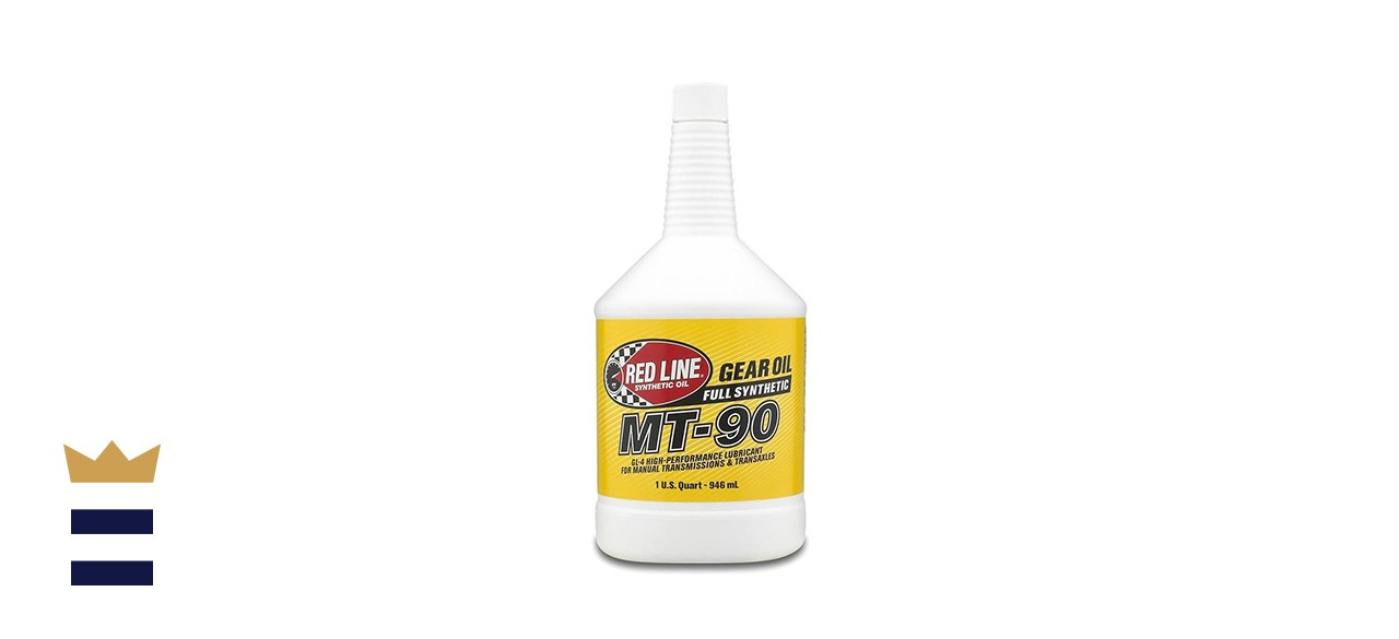 Red Line Manual Transmission Lubricant