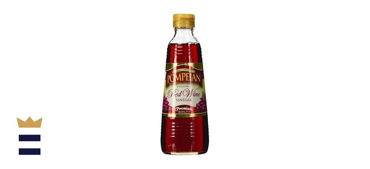 Pompeian Gormet Red Wine Vinegar by Pompeian