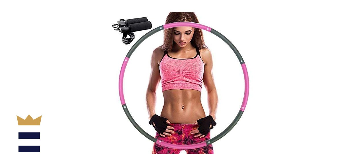 REDSEASONS Exercise Hoop for Adults