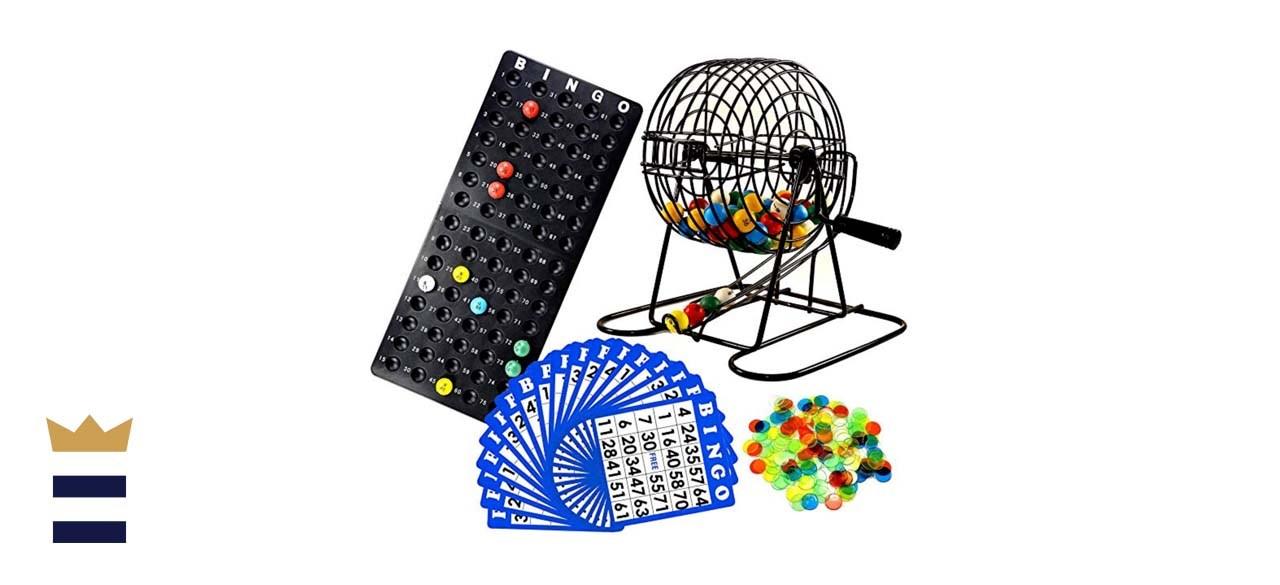 Regal Games Deluxe Bingo Game Set
