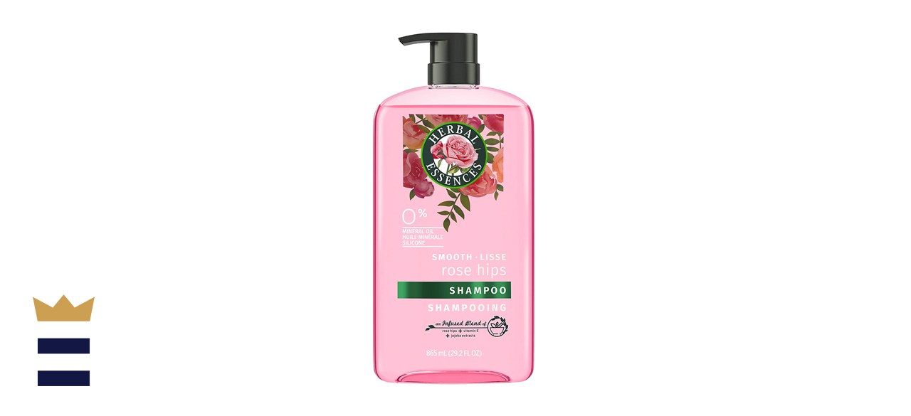 Herbal Essences Rose hips smooth shampoo